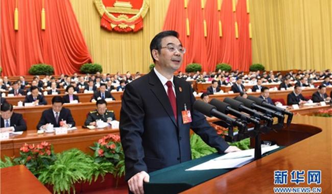 """外媒聚焦""""两高""""报告:中国反腐运动""""超速前进"""""""