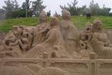 大兴沙雕公园:集休闲艺术为一体的大型旅游景区