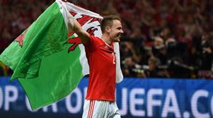欧锦赛-威尔士3:1 逆转比利时历史性进四强