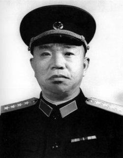 麻城著名人物:中国十大大将王树声