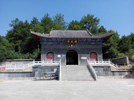 麻城帝主庙:历来道教的活动场所