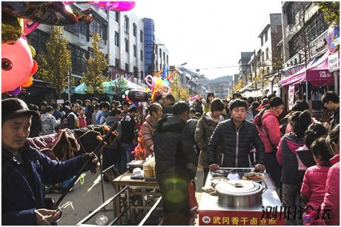 浏阳民俗牛马会:一项群众自发性的商贸文化活动