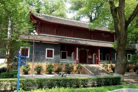 湖南近代第一所兼学西方科学知识的学校:新算学馆