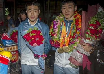残奥会代表团抵京:斩获107块金牌 创51项世界纪录
