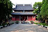江阴文庙:江阴文化古城的标记