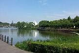 """江阴黄山湖公园:被誉为""""黄山脚下的明珠"""""""
