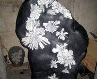 巧夺天工的天然艺术珍品:浏阳菊花石
