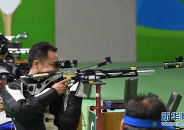 卫冕之战!董超为中国代表团夺里约残奥会首金