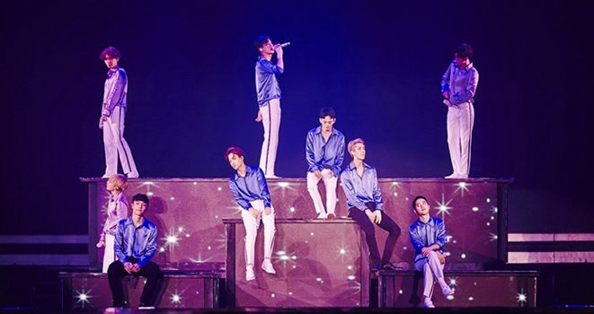 EXO刘在石合作舞台泰国演唱会公开 《无限挑战》将播花絮