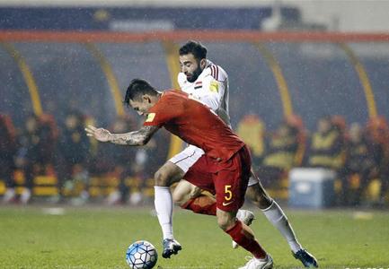 国足0:1负于叙利亚队 三战仅积1分出线形势严峻