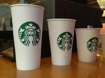 """消费者发文吐槽星巴克:买中杯咖啡被问6年""""你确定是中杯?"""""""