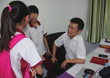 互联网+教育:北京中学个性教师培养中学生的新方式