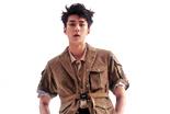 EXO成员吴世勋时尚画报公开 时尚的完成靠脸啊