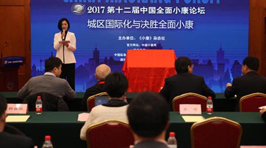 分论坛二:中国城区国际化指数发布 北上杭深包揽前十名