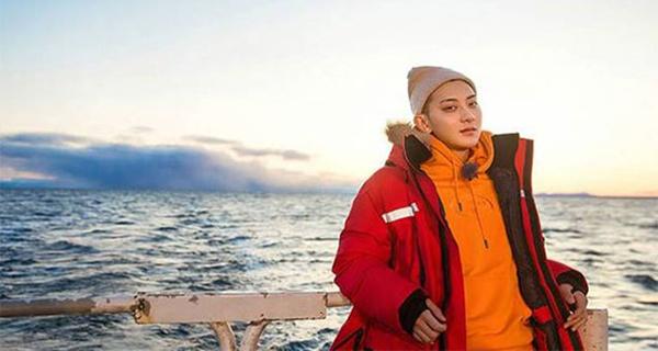 《小小的追球》黄子韬号召保护极地冰川 开启北极熊搜寻之旅