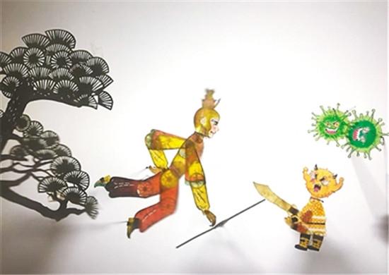 《孫悟空大戰病毒妖》線上播出 誓要降妖除魔制(zhi)住病毒妖