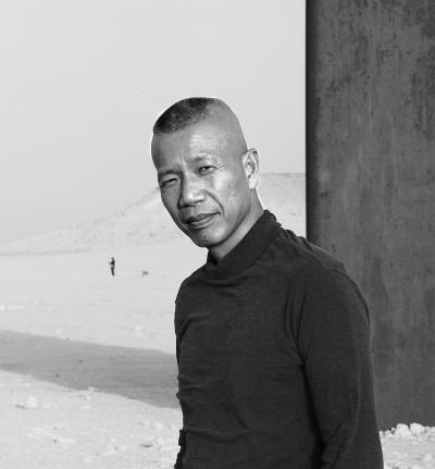 蔡国强:对艺术的态度、观念要有个人主张