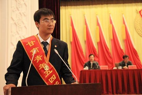 "<b>榆中县80后""玉米哥""杨天龙:互联网思维卖玉米</b>"