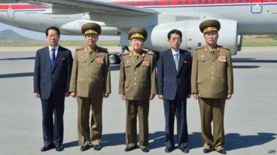 """朝鲜将军被韩国情报机构判""""死刑""""后复活"""