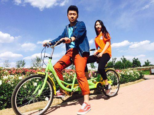 北京市大兴区以花为媒打造公益相亲