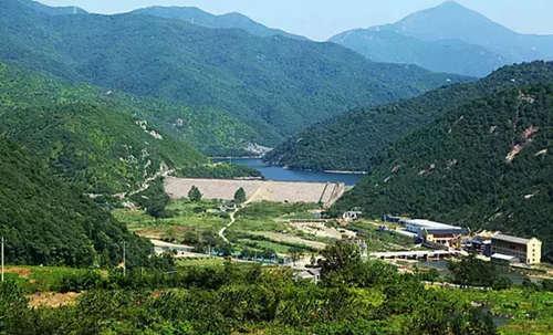 恊洋乡瓦坑村风景