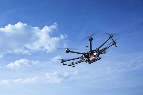 无人机一些最有前途的应用还要等待多年才能派上用场.