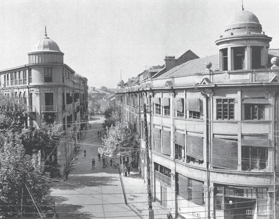 武汉历史建筑手绘