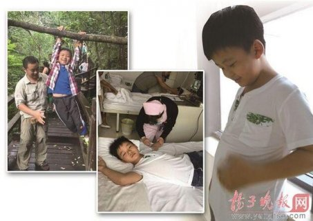 8龄童捐髓救父:孩子暴食增肥20斤达标准