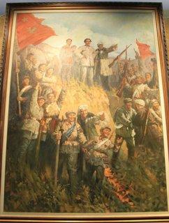 西北革命根据地:土地战争后期硕果仅存的阵地