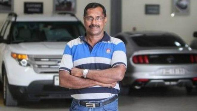 印度男子迪拜空难幸存 又在迪拜中百万美元大