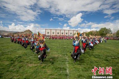 """专家学者聚首""""红河谷""""论坛为西藏江孜文化保护点赞"""