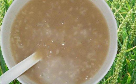 江苏泰州市靖江元麦粯子:泰兴的黑咖啡