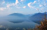 """江山月亮湖:国家水利风景区 有""""水上天然氧吧""""之美誉"""