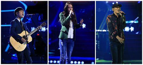 《中国新歌声》六强角逐今晚开启 你觉得谁有戏?