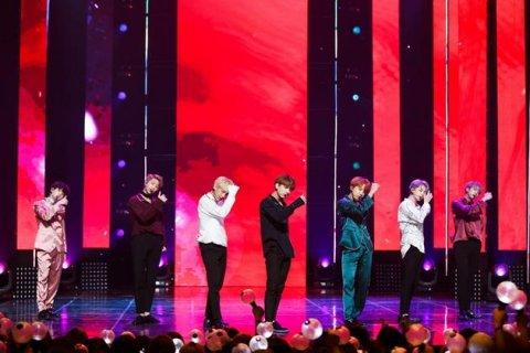 EXO防弹少年团确定出席MAMA NCT127入围四项大奖