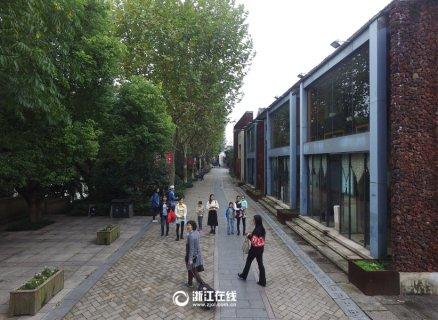 文化街区 整修一新