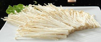 灵寿县金针菇:营养丰富 美味健康