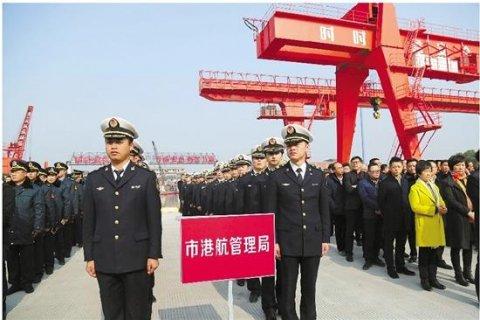 京杭大运河航道整治开工 千吨级船舶可从山东直达杭州