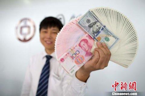 """人民币大幅升值后咋走?""""美元回落+离岸人民币流动性趋紧""""推动"""