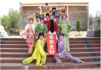 岑溪牛娘剧:极具地方特色的戏种 劳动人民的艺术创作