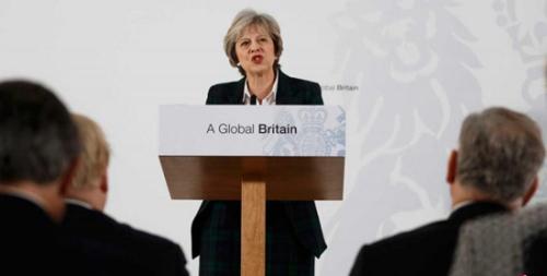 英公布脱欧方案:各国遗憾与释怀并存 英镑反弹
