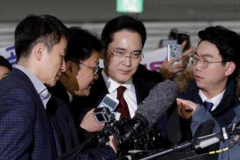 韩法院决定不予批捕三星李在镕 亲信门调查恐受阻