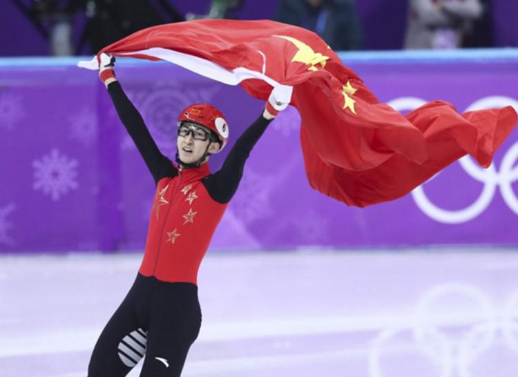 八年追风破长空 记中国短道男子奥运金牌第一人武大靖