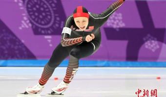 中国速滑名将张虹当选国际奥委会运动员委员会委员