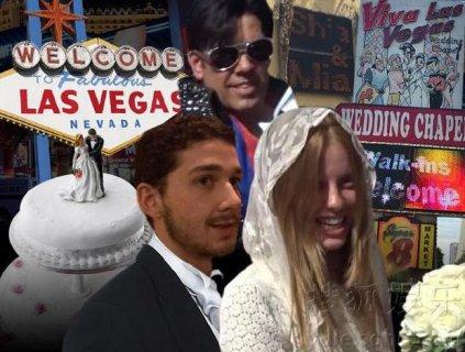 拉博夫和米亚仅花700美金就办了场婚礼