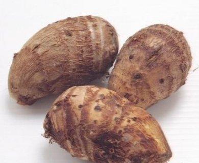 江苏泰州市靖江特色产品:靖江香沙芋