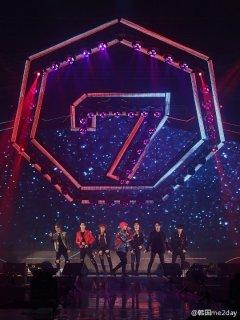GOT7首尔安可演唱会圆满结束 今日录制Running Man