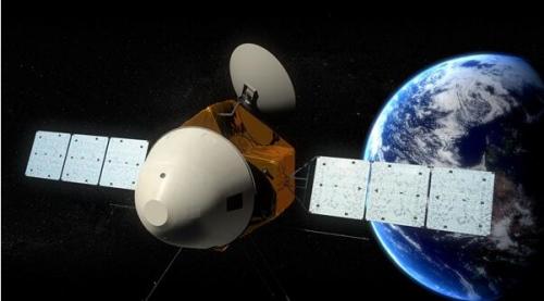 中国首次火星探测任务名称图形标识征集活动启动