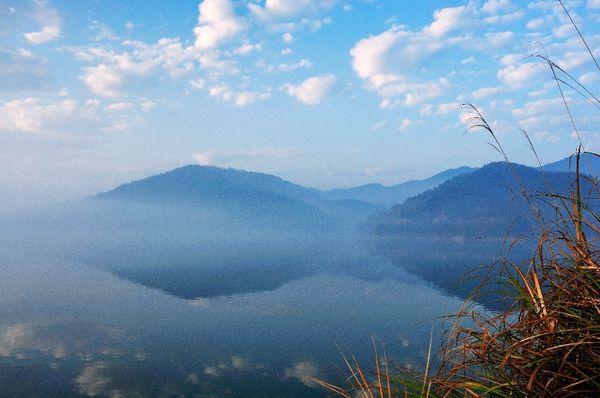 江山月亮湖