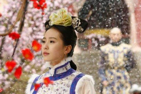 《步步惊心丽》刘诗诗上韩国热搜 iu演技遭嫌弃